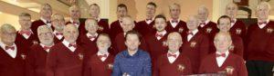 Memorial Event for Tom Turner ( choir member) @ Langstone Cliff Hotel